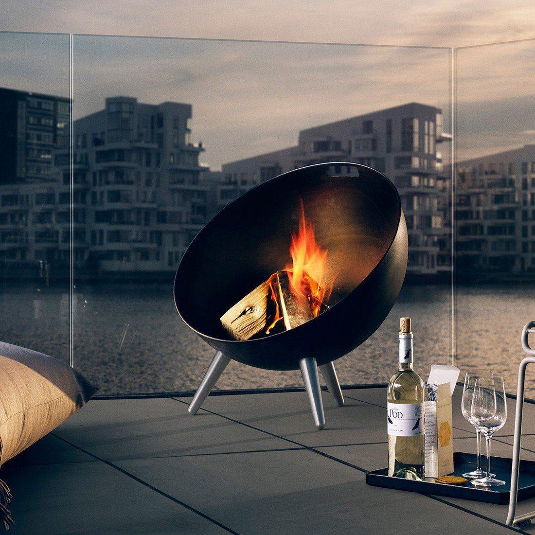 Berühmt Eva Solo Design Feuerschale - Feuerschale-Feuerkorb24.de #KO_72