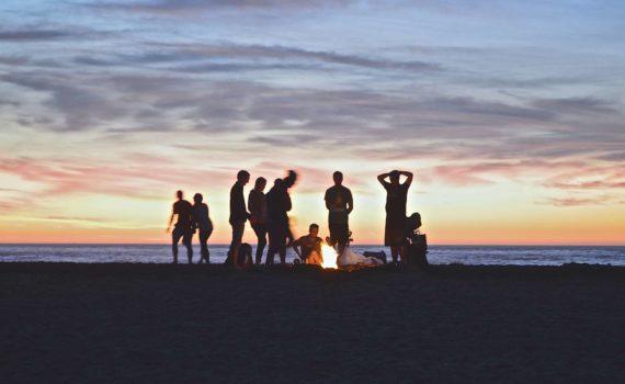 Faltbare Feuerschale & Klappgrill - Infos & Vergleich