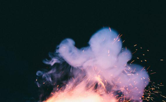 Feuerschale qualmt - Abhilfe & Tipps