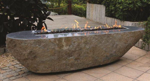 Feuerschale Für Die Wohnung Test Tischkamine Terassenfeuer Balkon