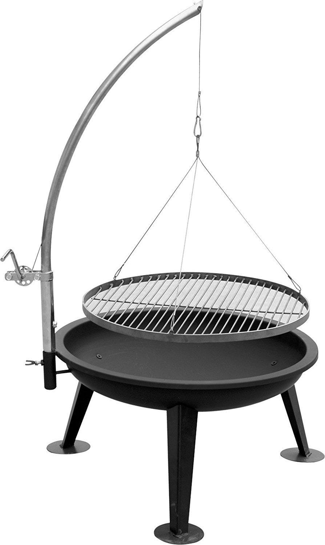 grillschalen test feuerschale mit grillrost feuerschale. Black Bedroom Furniture Sets. Home Design Ideas