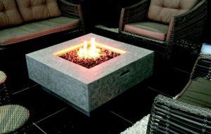 feuerschale f r die wohnung test tischkamine terassenfeuer balkon. Black Bedroom Furniture Sets. Home Design Ideas